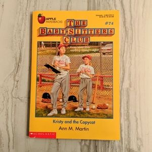 Vintage The Babysitters Club Book 74